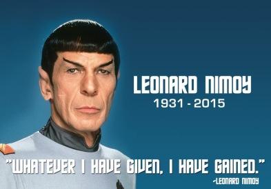 leonard nimoy spock quotes